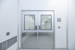 cleanroom doors airlock