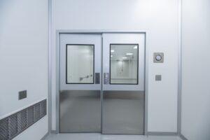 Clearoom Doors ach engineering