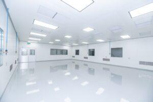 Modular Cleanroom Walls