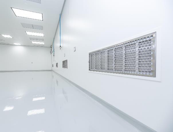 cleanroom airflow vent