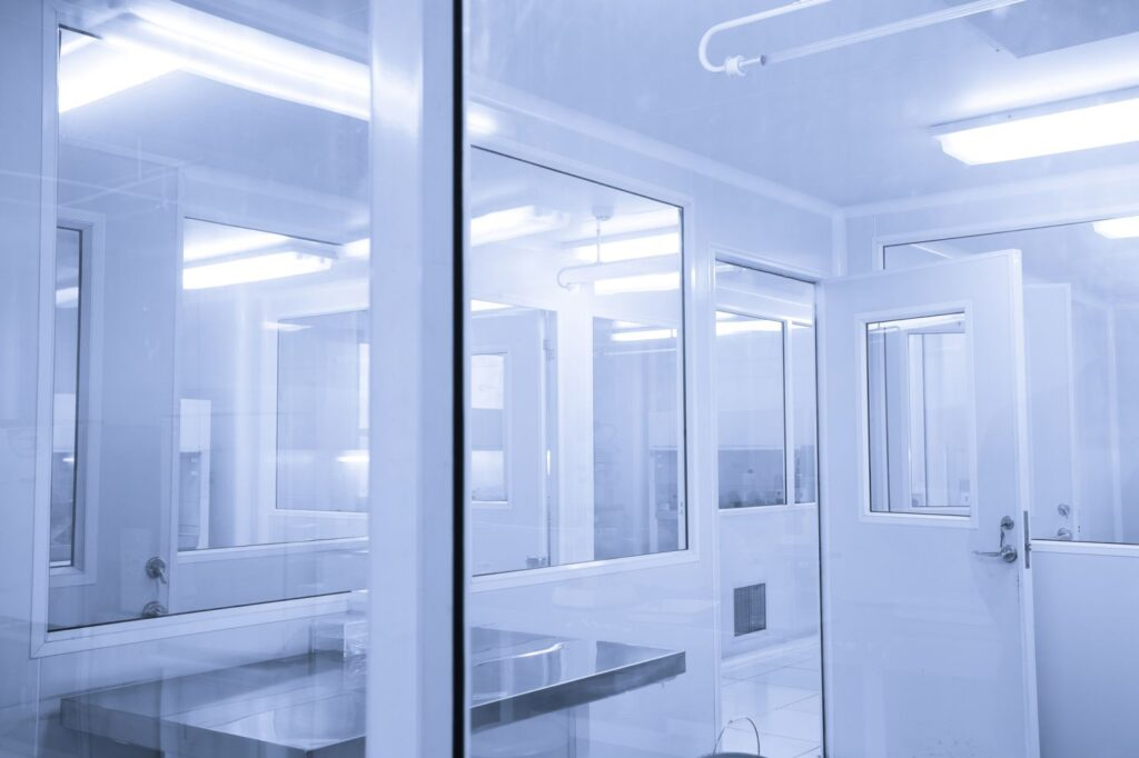 cleanroom design principles